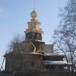 Реконструкция старой церкви