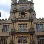 Billede af Bodleian Library