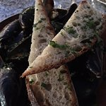 Mussels at Alba