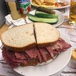 Sandwich pastrani
