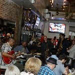 Jazz Club on a Thursday Night