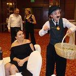 В зале АРАРАТ - Ресторан при гостиницы МАРИОТТ