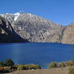 The deepest alpine lake in Nepal