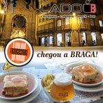 """A """"Melhor Francesinha do Mundo"""" em Braga!"""