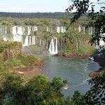 Vista de otras caídas de agua