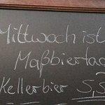 Foto de Altmarktkeller - Dresdner Bierhaus