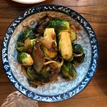 Brussel Sprouts side dish