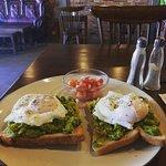 ภาพถ่ายของ Leafy's Cafe