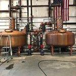 Bilde fra Stranahan's Colorado Whiskey Tour