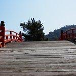 ภาพถ่ายของ Itsukushima Shrine