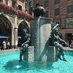 Fischbrunnen Foto