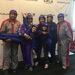 Amazing family night at IFly