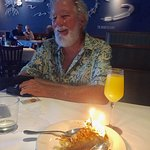 Coconut Creme Pie for the Birthday Boy!