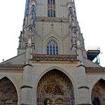 Cathedral St. Vincent (Munster Kirche), Munsterplatz, Berna, Suíça