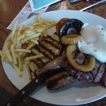 Mixed Grill ..