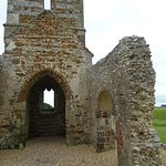 knowlton church interior