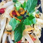 Pad Kee Mao ( Thai Basil Noodle)