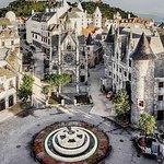 峴港巴拿山法國鄉村美居酒店