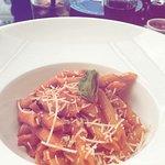Piazzetta italiana ภาพถ่าย