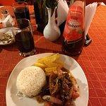 menu of the day lomo saltado