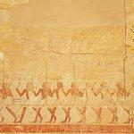 ภาพถ่ายของ วิหารหัทเชฟัท ณ เดอีร์เอลบาฮารี