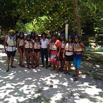 we have wonderful time at braco  river rafting and river tubing, great experience