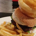At Tipples, we have the most spectacular burgers. Half Price Special every Thursday.