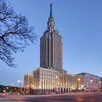 Гостиница Хилтон Москва Ленинградская
