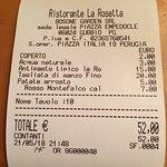 Foto van Ristorante La Rosetta