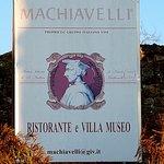 Villa Machiavelli Ristorante Albergaccio dal 1450