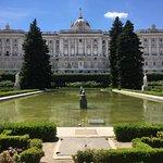 Φωτογραφία: Βασιλικό Παλάτι της Μαδρίτης