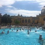 Φωτογραφία: Széchenyi Baths and Pool