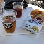 Cape Cod beer and Cape Cod Chips should be at all Cape Cod Restaurants !