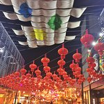 Chinese New Year Decorations at La Mer.