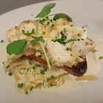 Jumbo Lump Crab Tartine, Leek Fondue