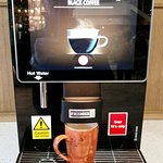 GREAT COFFEE MACHINE