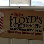 Floyd's City Barbershopの写真