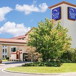 Sleep Inn hotel in Wytheville, VA