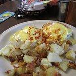 Great eggs Benedict