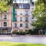 Quality Hotel Acanthe - Boulogne Billancourt hotel in Boulogne-Billancourt France