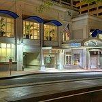 波特兰行政大厦希尔顿酒店