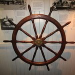 The ship wheel