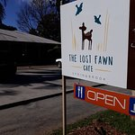 The Lost Fawn Cafe