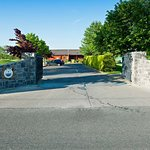 Roganstown Hotel Country Club entrance