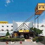 hotelF1 Dieppe