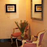 Wilshire Crest Hotel Reception Area
