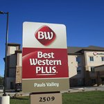 Best Western Plus Pauls Valley