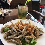 fried fish andalusian stle