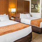 Suite with queen beds