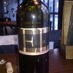 "een fles ""Ribera del Duero """